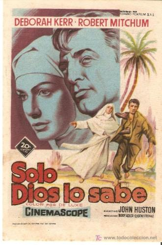soloDiosloSabe