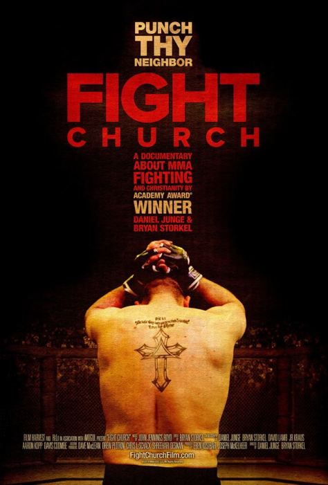 FIGHTchurchPOSTER