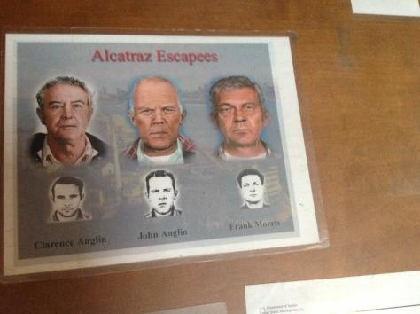 escapados de alcatraz