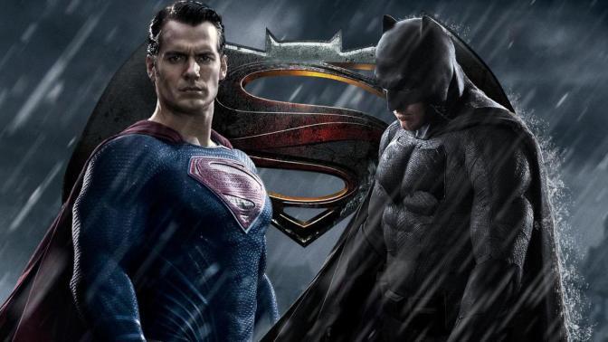 Batman versus Superman. Más alto. Más. Todavía más.